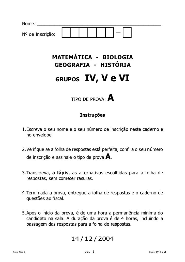 Prova-MAT-BIO-HIST-GEO-Grupo4,5,6