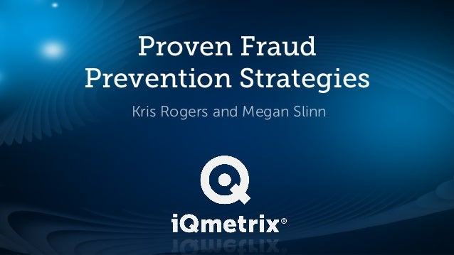 RQ Retail Management: Proven Fraud Prevention Strategies