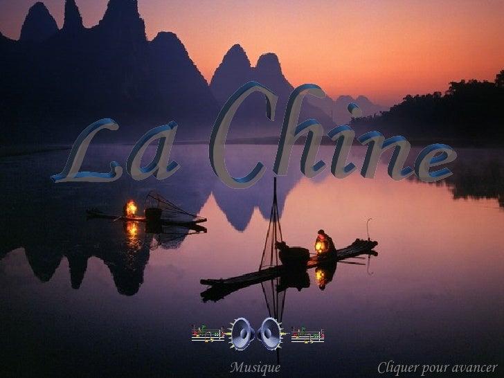 La Chine Musique Cliquer pour avancer