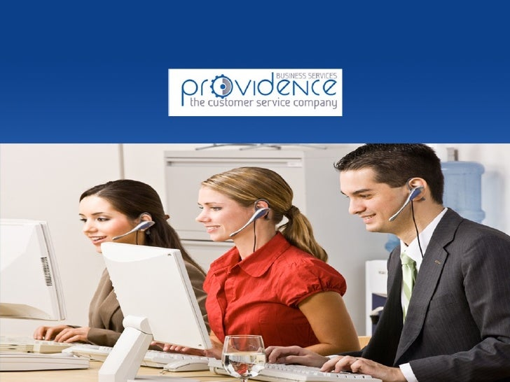Customer Service Call Center, Inbound Contact Center, Business to Business Customer Service Company - Providence BPO