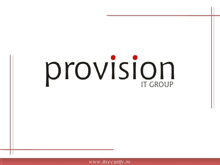 Provision Security Long Version