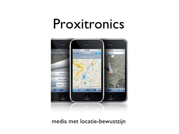 Proximity Media