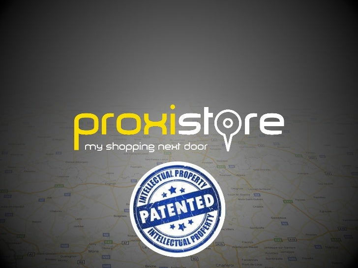 What Proxistore ?    A concept for smart communication:         Advertisers can communicate their message to         their...