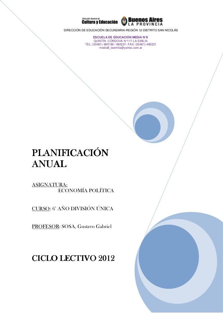 Proy eco pol eem8 2012