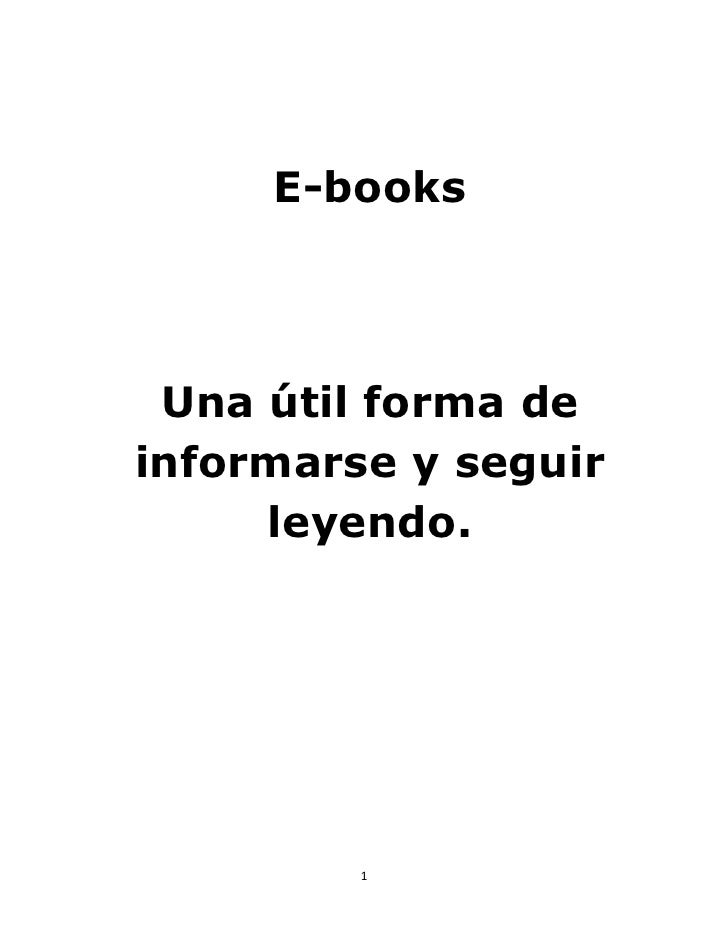 Proyecto.e.books andreas