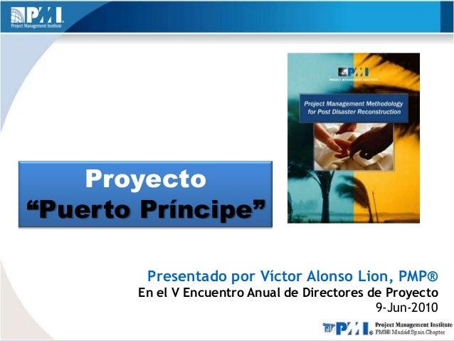 Proyecto puertoprincipe