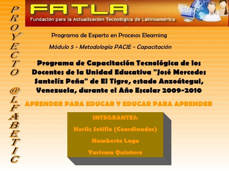 Proyecto Alfabetic