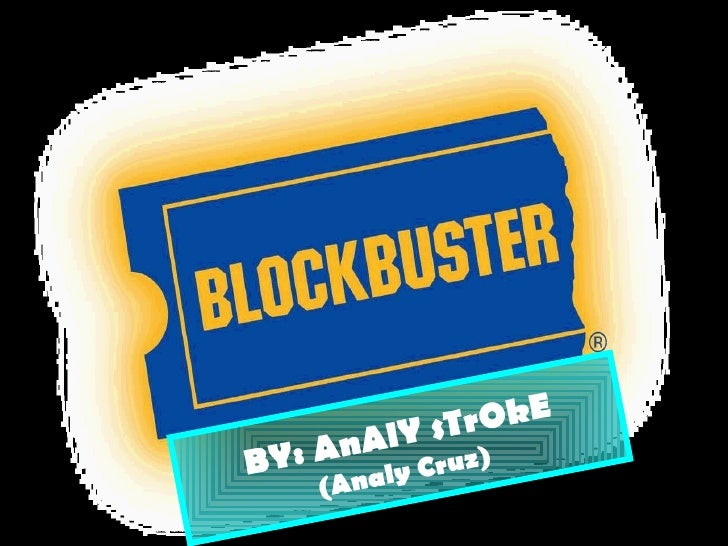 Proyecto Blockbuster