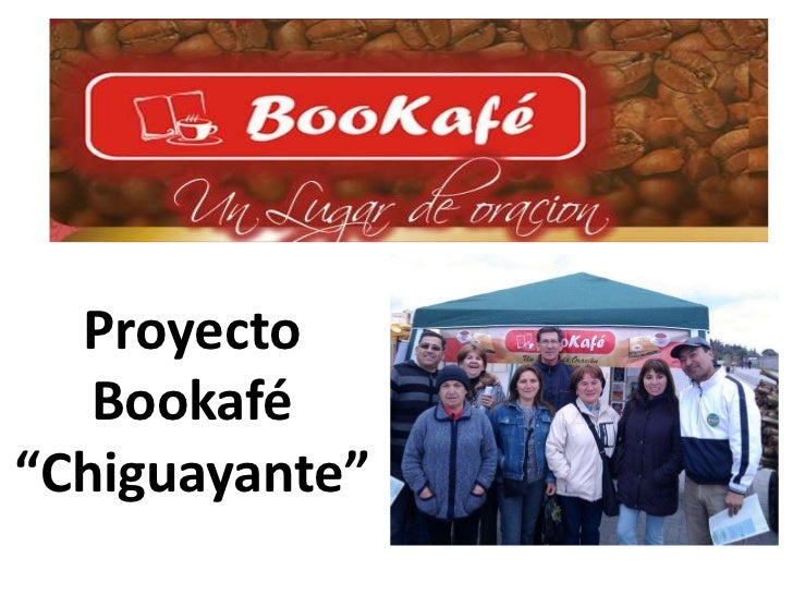 "Proyecto   Bookafé""Chiguayante"""