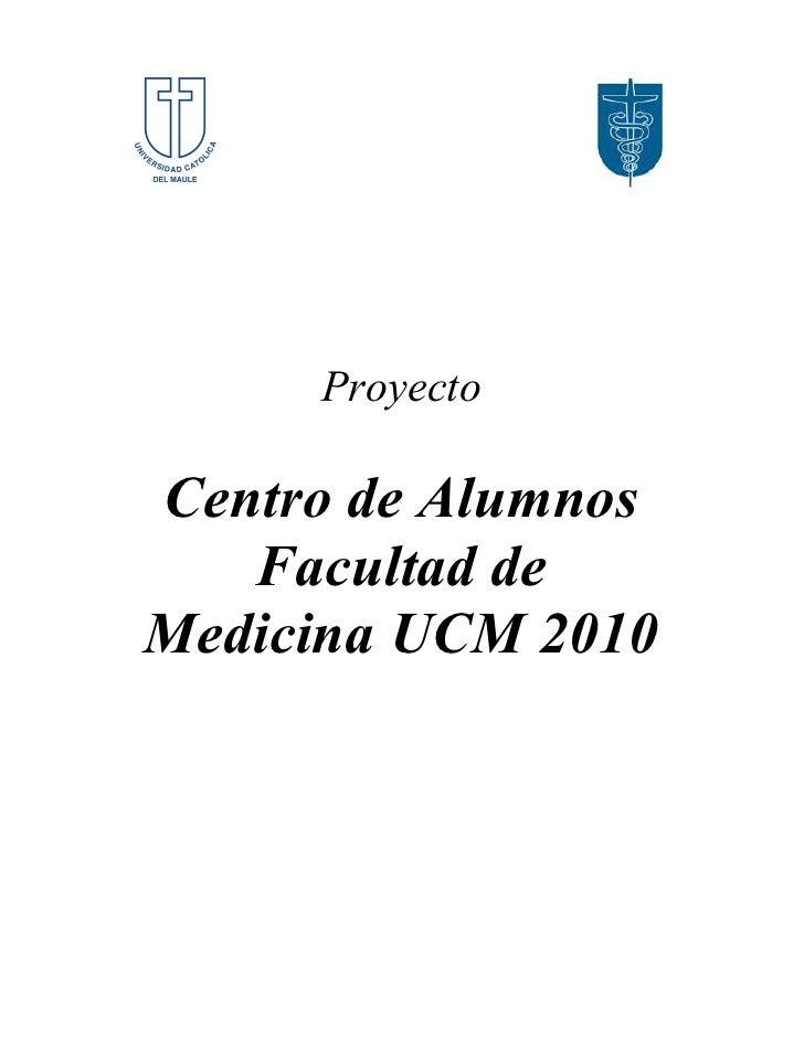 Proyecto caa 2010