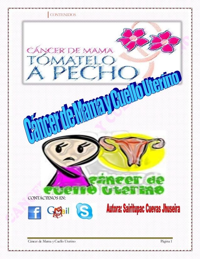 Proyecto cancer de mama y cervix[1]