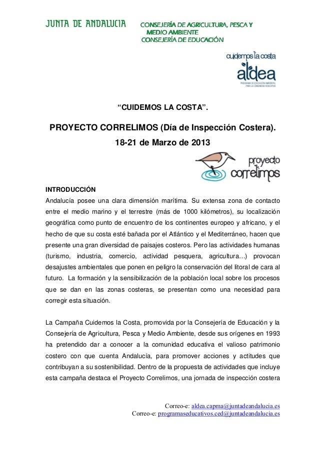 CONSEJERÍA DE AGRICULTURA, PESCA Y                                  MEDIO AMBIENTE                                 CONSEJE...