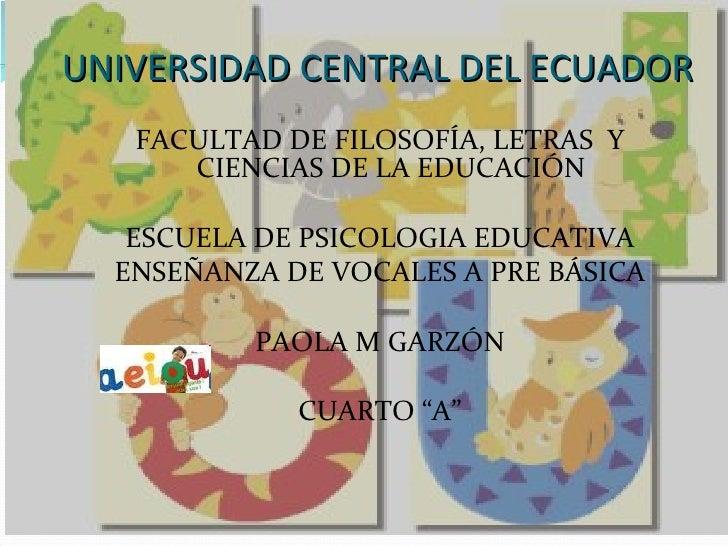 Proyecto de aula 1 PAOLA GARZON