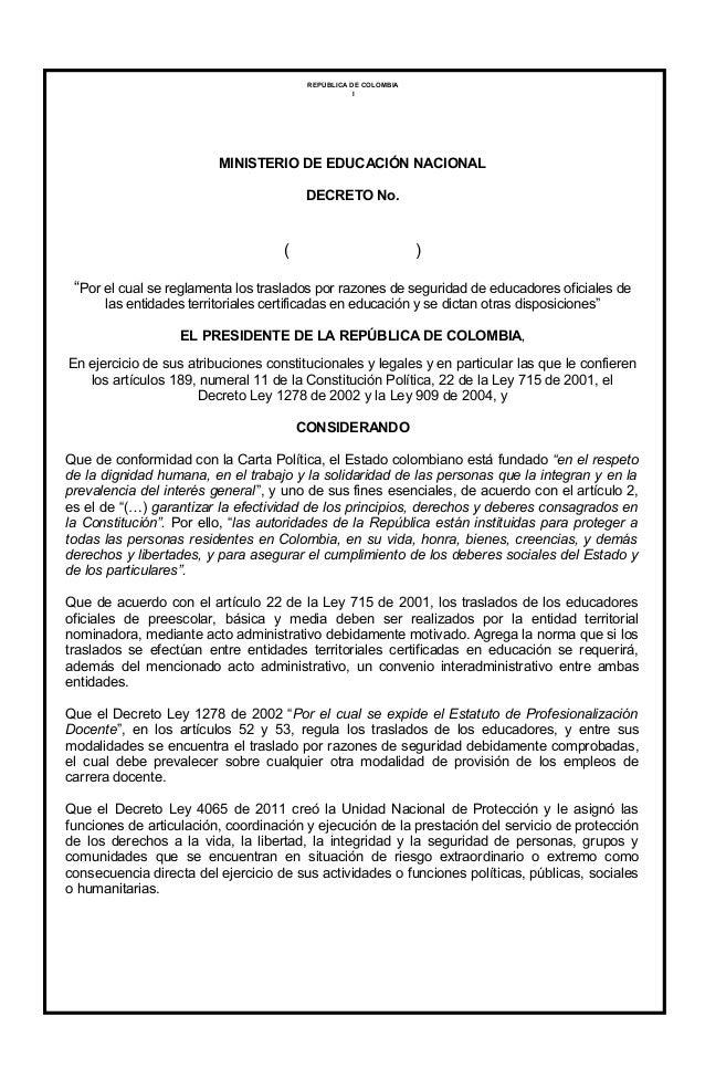 Proyecto de decreto amenazados version julio 23