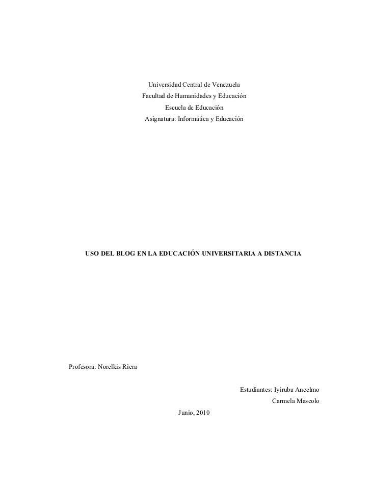 Proyecto de informática.