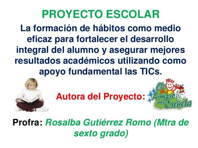 Proyecto del diplomado 2