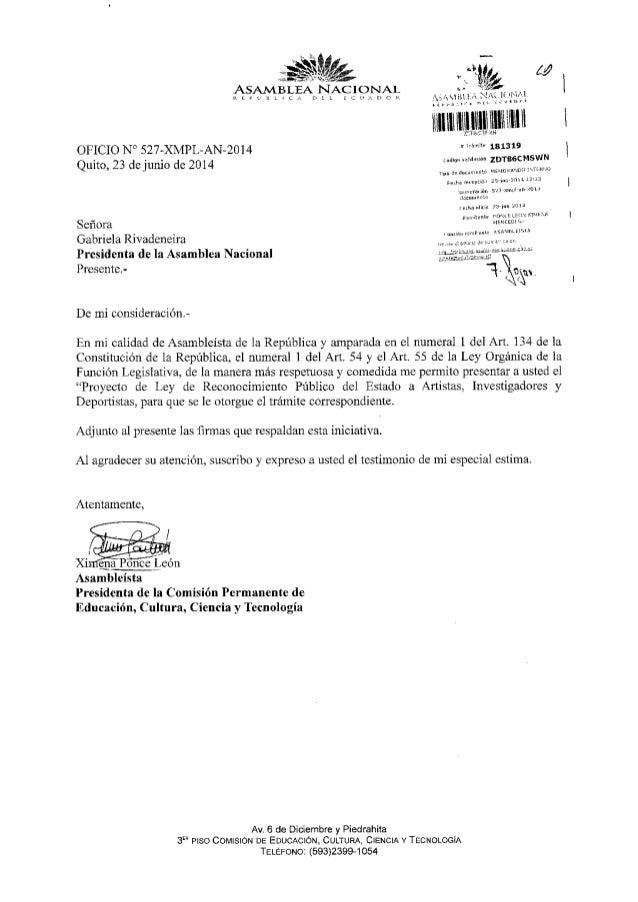 Proyecto de Ley de Reconocimiento Público del Estado a Artistas, Investigadores y Deportistas