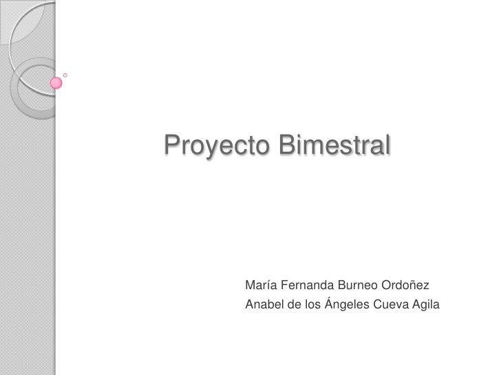 Proyecto De Mate