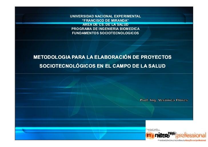 Proyecto diagnóstico