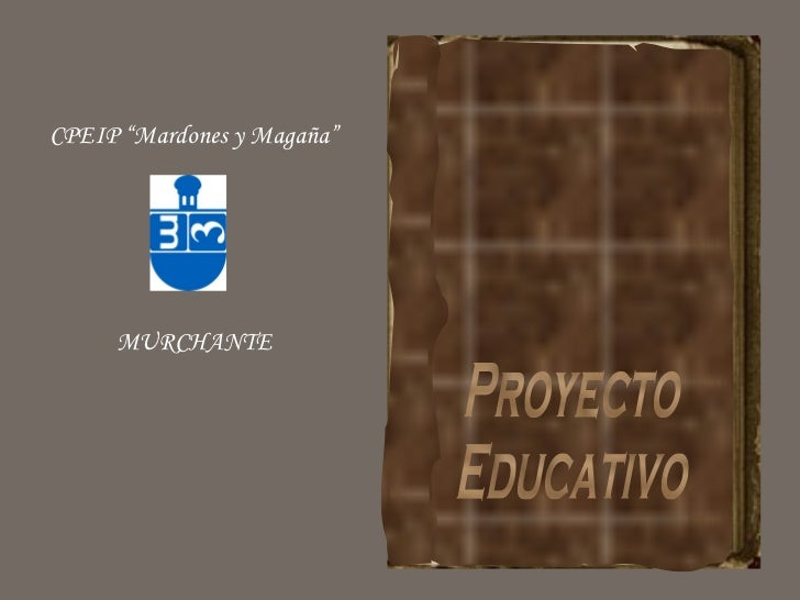 Proyecto educativo.16