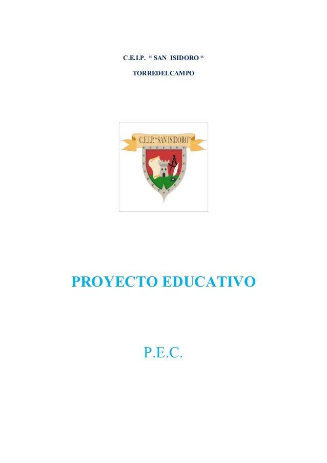 Proyecto educativo def. 06 04-2011