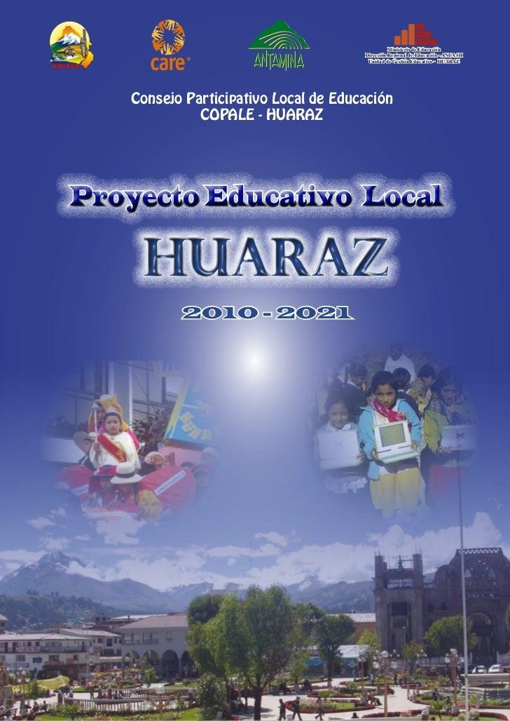 Ministerio de Educación                                      Dirección Regional de Educación - ANCASH                     ...