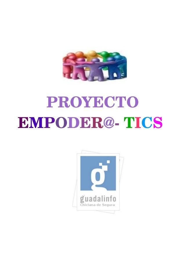 Proyecto empoder@ ti cs