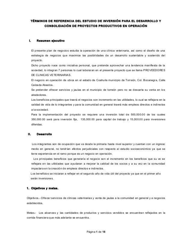 Proyecto en operaci n clinica veterinaria - Proyecto clinica veterinaria ...