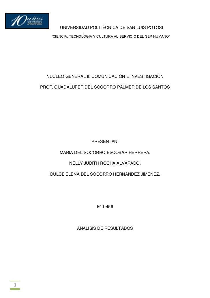 """-870585-404495      UNIVERSIDAD POLITÉCNICA DE SAN LUIS POTOSI<br />                      """"CIENCIA, TECNOLÓGIA Y CULTURA A..."""