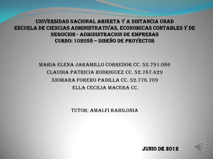 MARIA ELENA JARAMILLO CORREDOR CC. 52.791.086  CLAUDIA PATRICIA RODRIGUEZ CC. 52.787.429    XIOMARA FORERO PADILLA CC. 52....