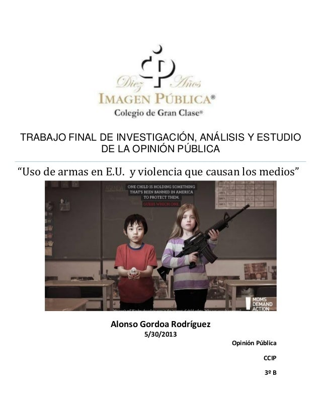 Sondeo Opinion Pública Alonso Gordoa