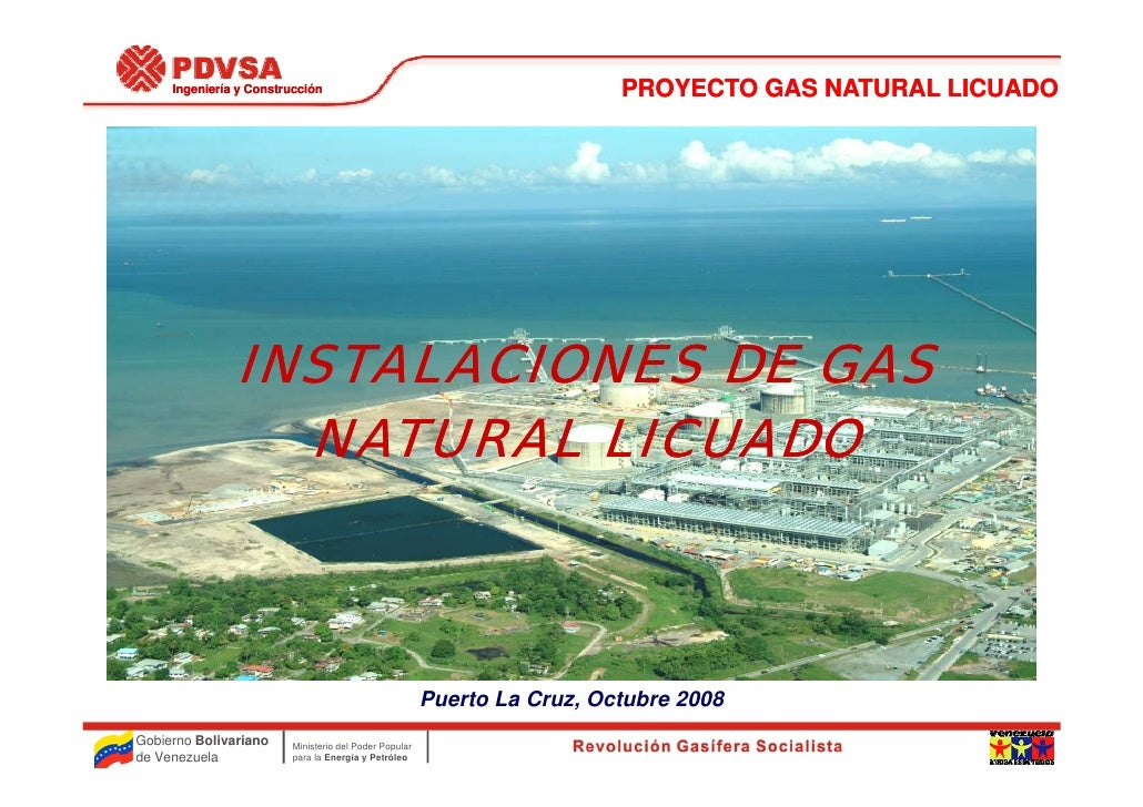 Proyecto GNL (Venezuela). Mariscal Sucre