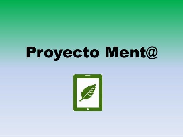 Proyecto Ment@