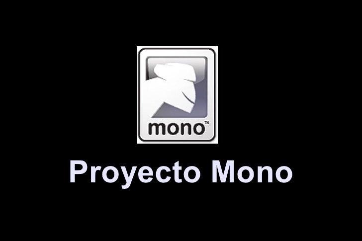 Proyecto Mono