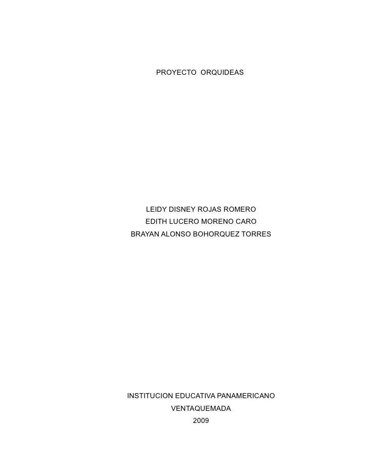 Proyecto Orquideas 9 2
