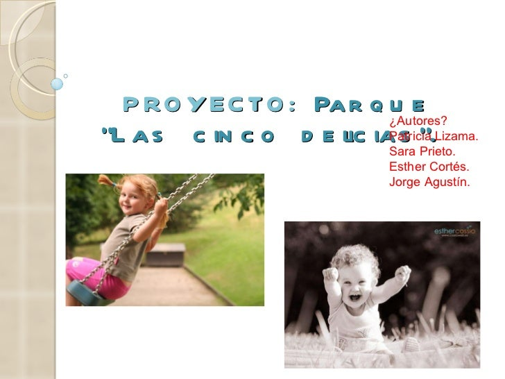 Proyecto parcela