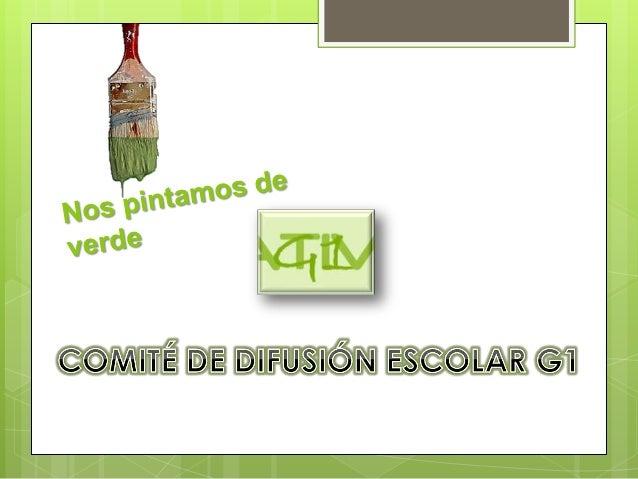 CONTENIDO1.   LAS DOS VERTIENTES DE LA DIFUSIÓN DEL     PROYECTO.2.   EL ACOPIO DE MATERIAL PET.3.   DESTINO DEL PET.4.   ...
