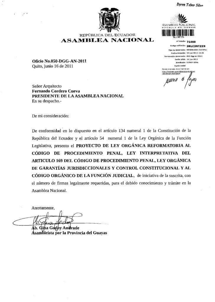 Cambio en la prisión preventiva en el Ecuador