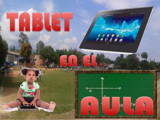Proyecto Tablet en el Aula