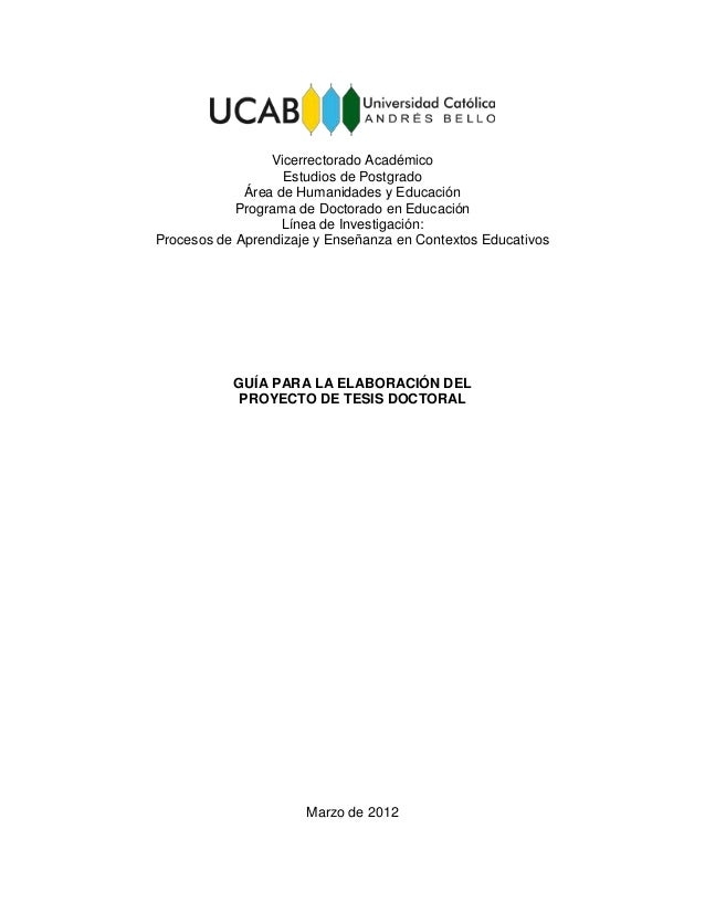 Vicerrectorado Académico                   Estudios de Postgrado             Área de Humanidades y Educación            Pr...