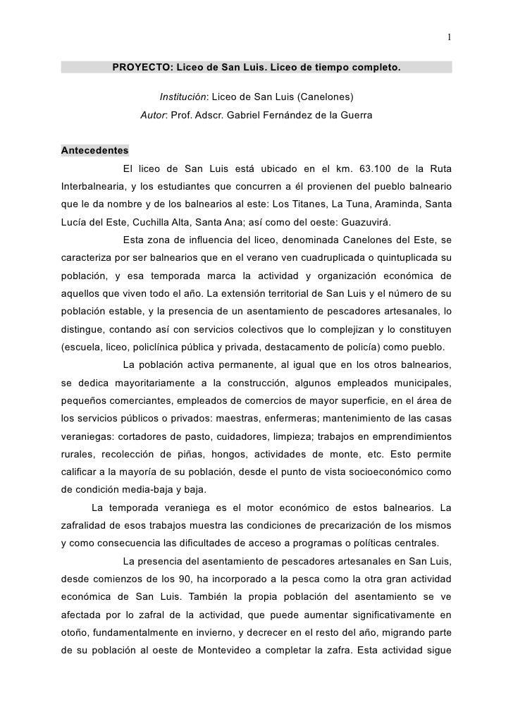 Proyecto tiempo completo g.fernández