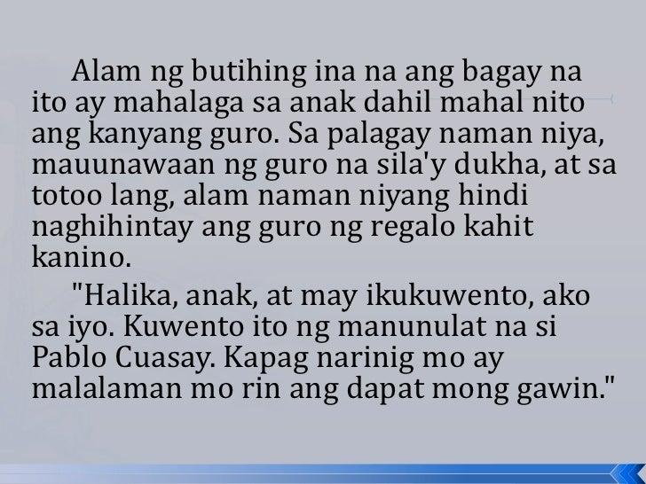 tagalog essay ang aking pangarap