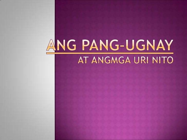 Ang Pangatnig ay bahagi ngpananalita na nag-uugnaysa salita sa kapwa salita, oisang kaisipan sa kapwakaisipan. Ito ay maa...