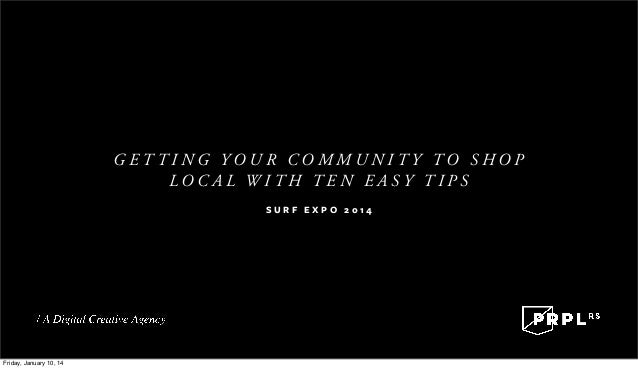 10 Search Marketing Tips for Local Business