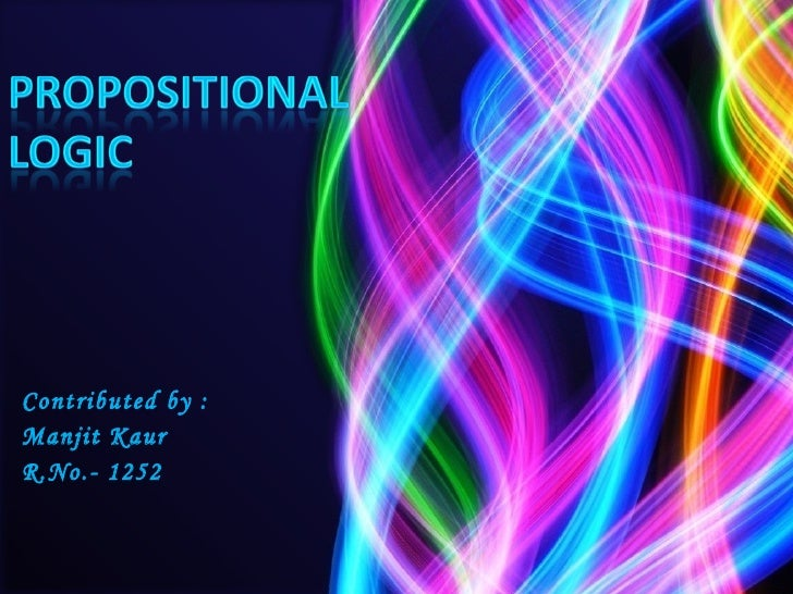 Prpositional2