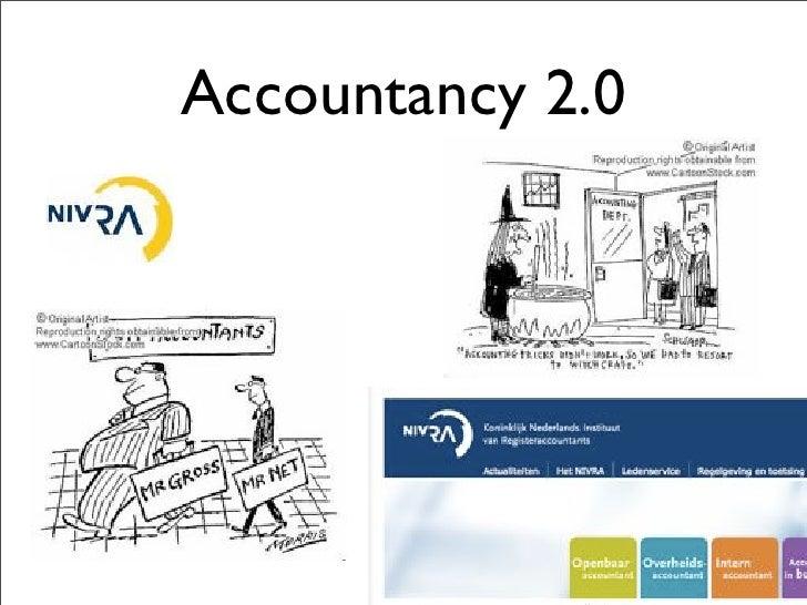 Prresentatie Nivra 30 october over accountancy 2.0
