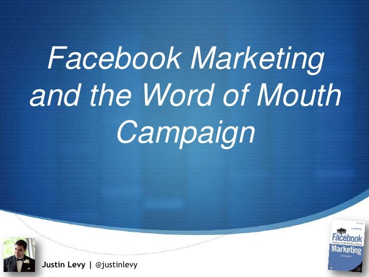 Facebook Marketing-PRSA T3