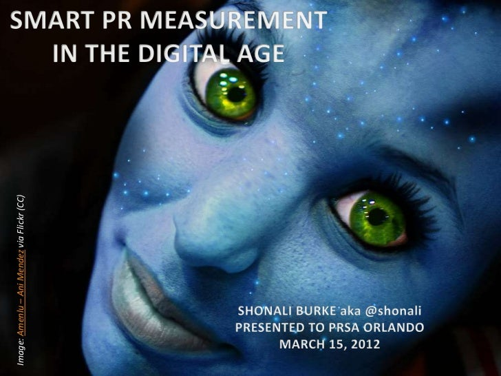 Smart PR Measurement in the Digital Age