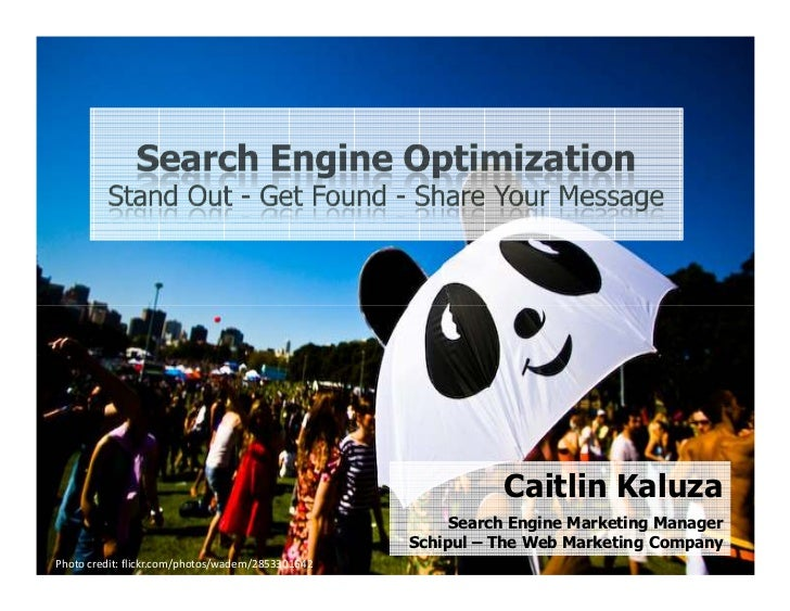 Spiders, Bots & Crawlers — Oh My! A PR Professional's Guide to Search Engine Optimization