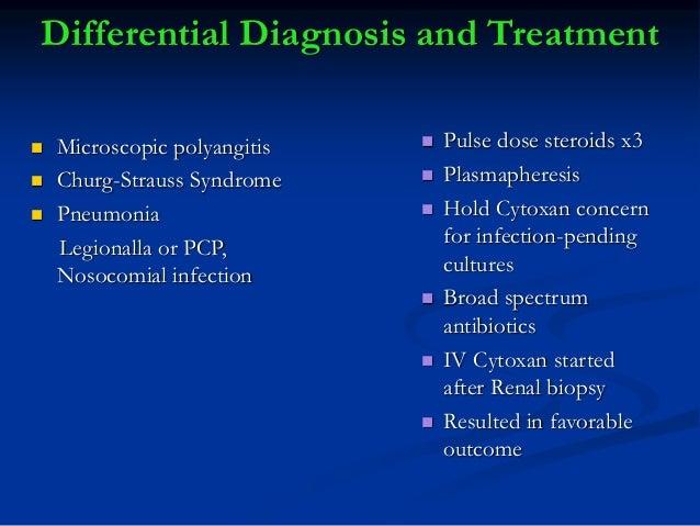pcp pneumonia steroids